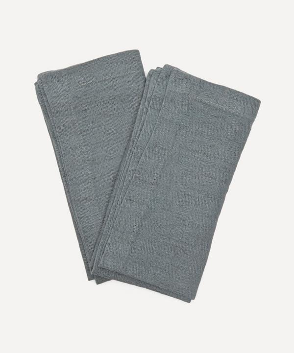 Linen Tales - Linen Napkins Set of Two