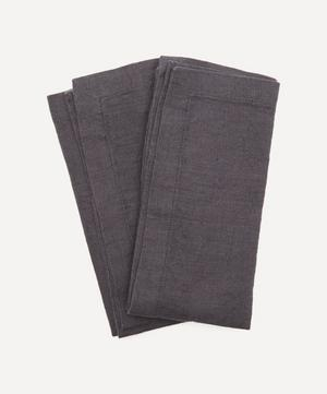 Linen Napkins Set of Two