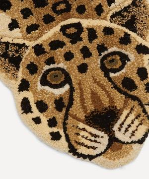 Large Looney Leopard Rug