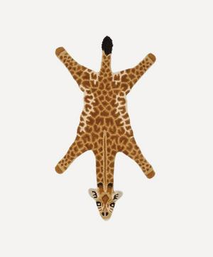 Small Giraffe Rug