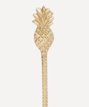 Poppy Pineapple Dessert Forks Set of Two