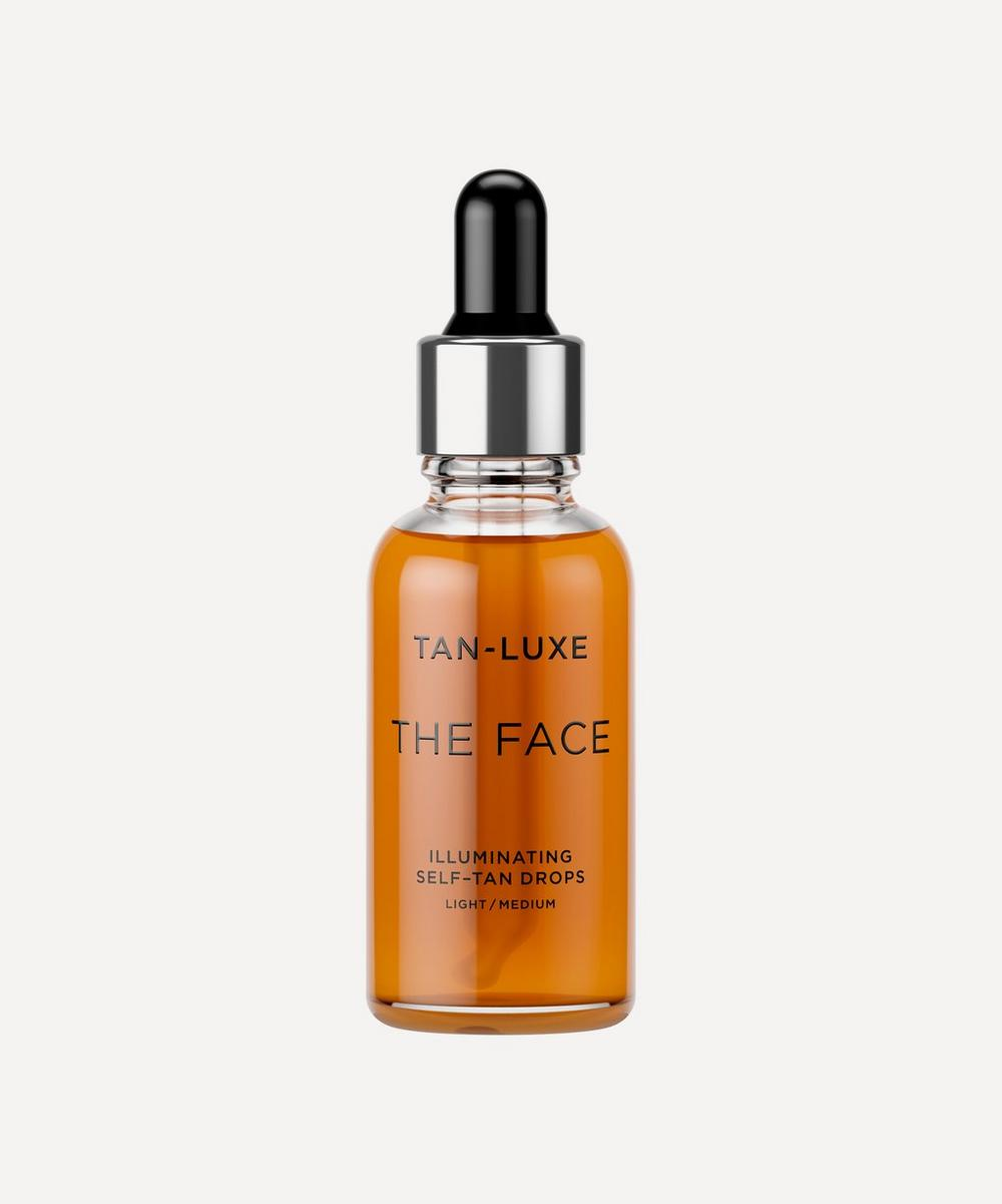 Tan Luxe - The Face in Light to Medium 30ml