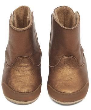 Icho Bronze Boots Size 18-25