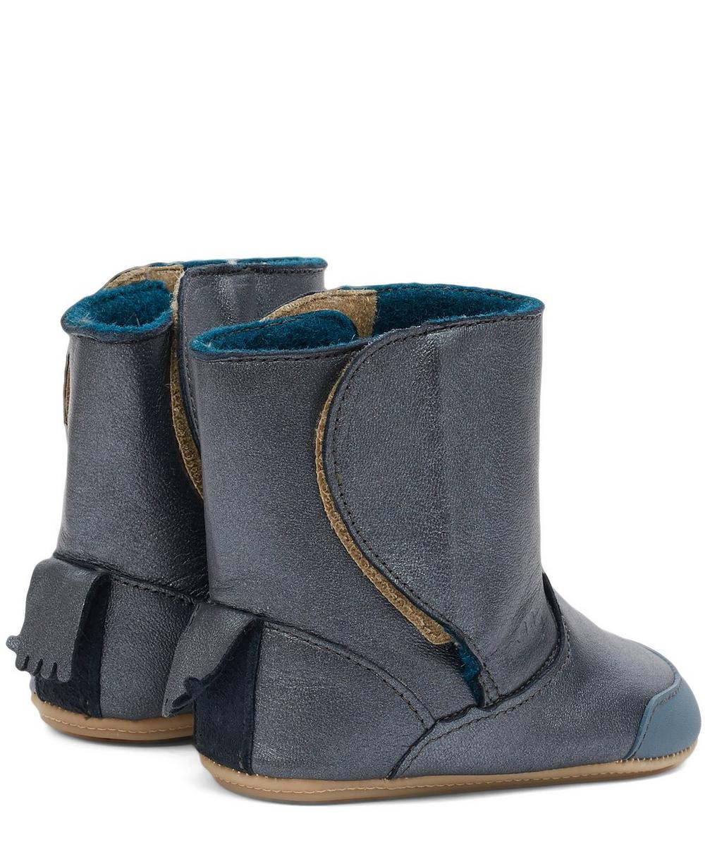 Icho Midnight Blue Boots Size 18-25