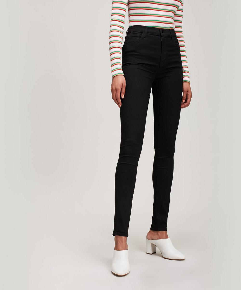 Carolina High Rise Skinny Jeans