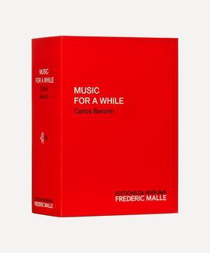 Music For A While Eau de Parfum 100ml