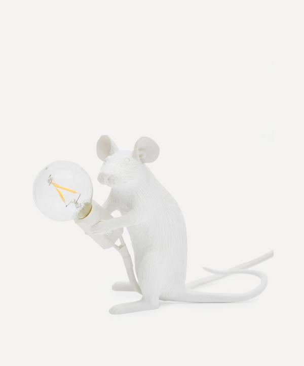 Seletti - Sitting Mouse Lamp
