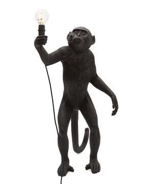 Standing Monkey Lamp