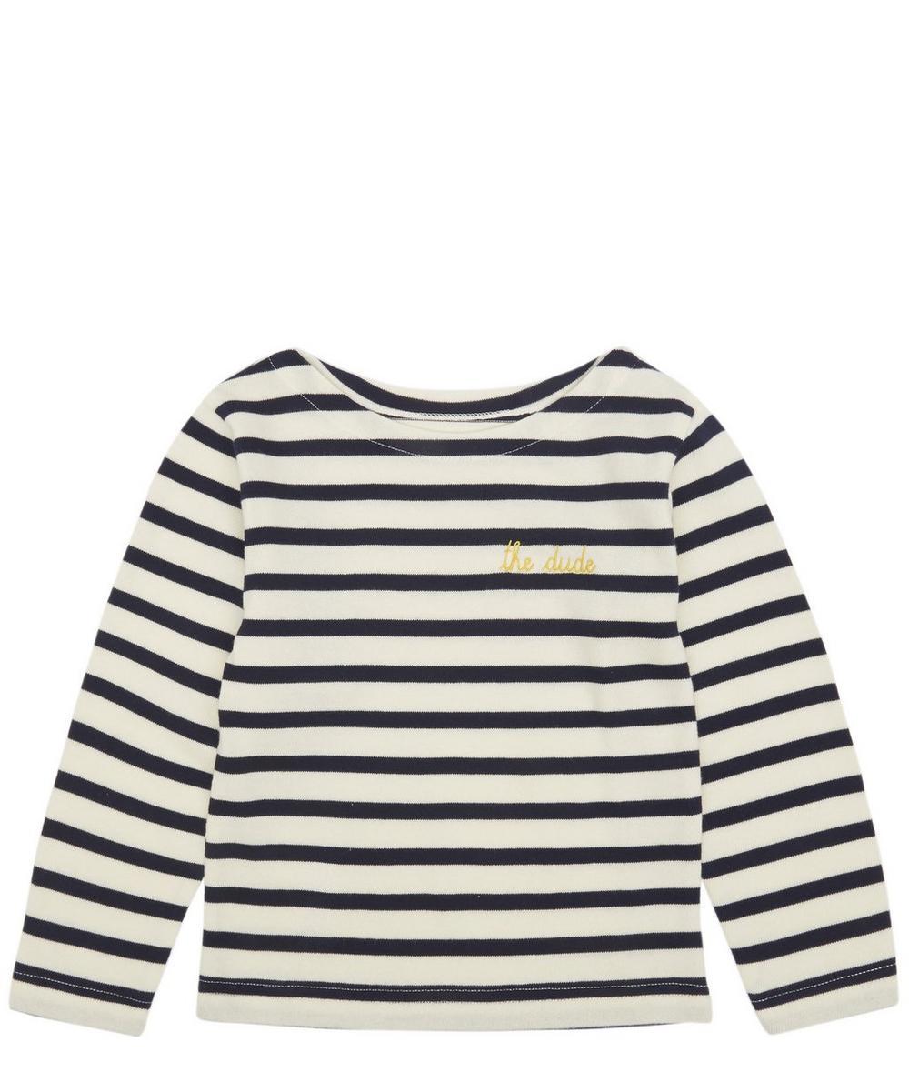 The Dude Sailor Sweatshirt 2-8 Years