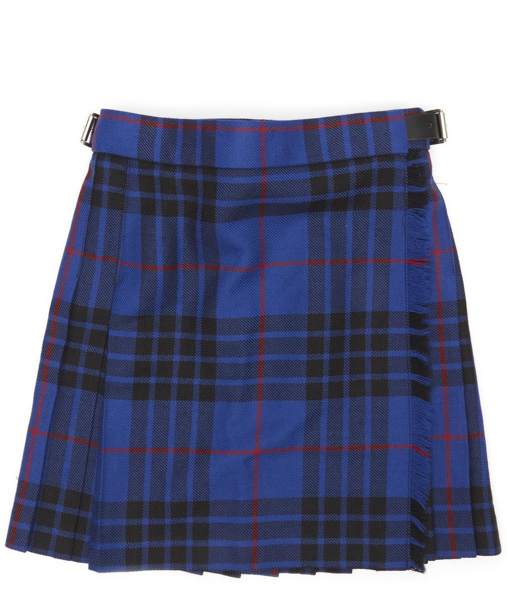 MORGAN TARTAN A-LINE SKIRT 1-8 YEARS