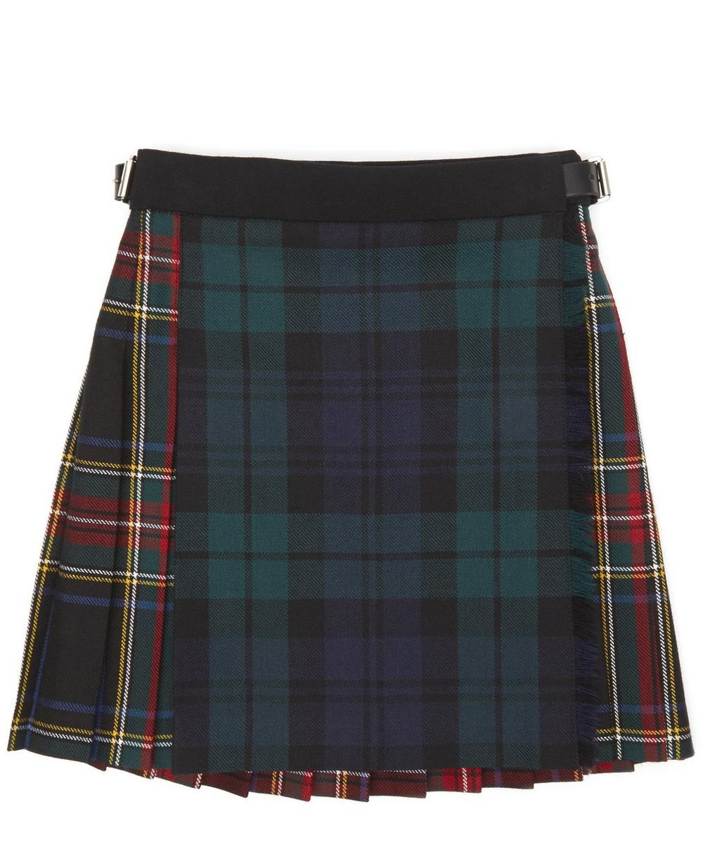 TARTAN A-LINE SKIRT 1-8 YEARS