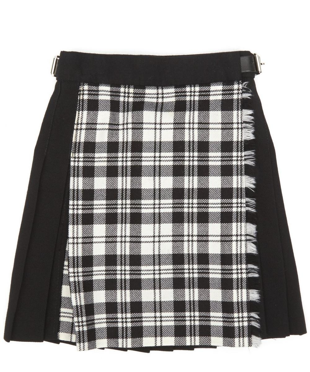 MOD SCOTT TARTAN A-LINE SKIRT 1-8 YEARS