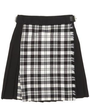 Mod Scott Tartan A-Line Skirt 1-8 Years