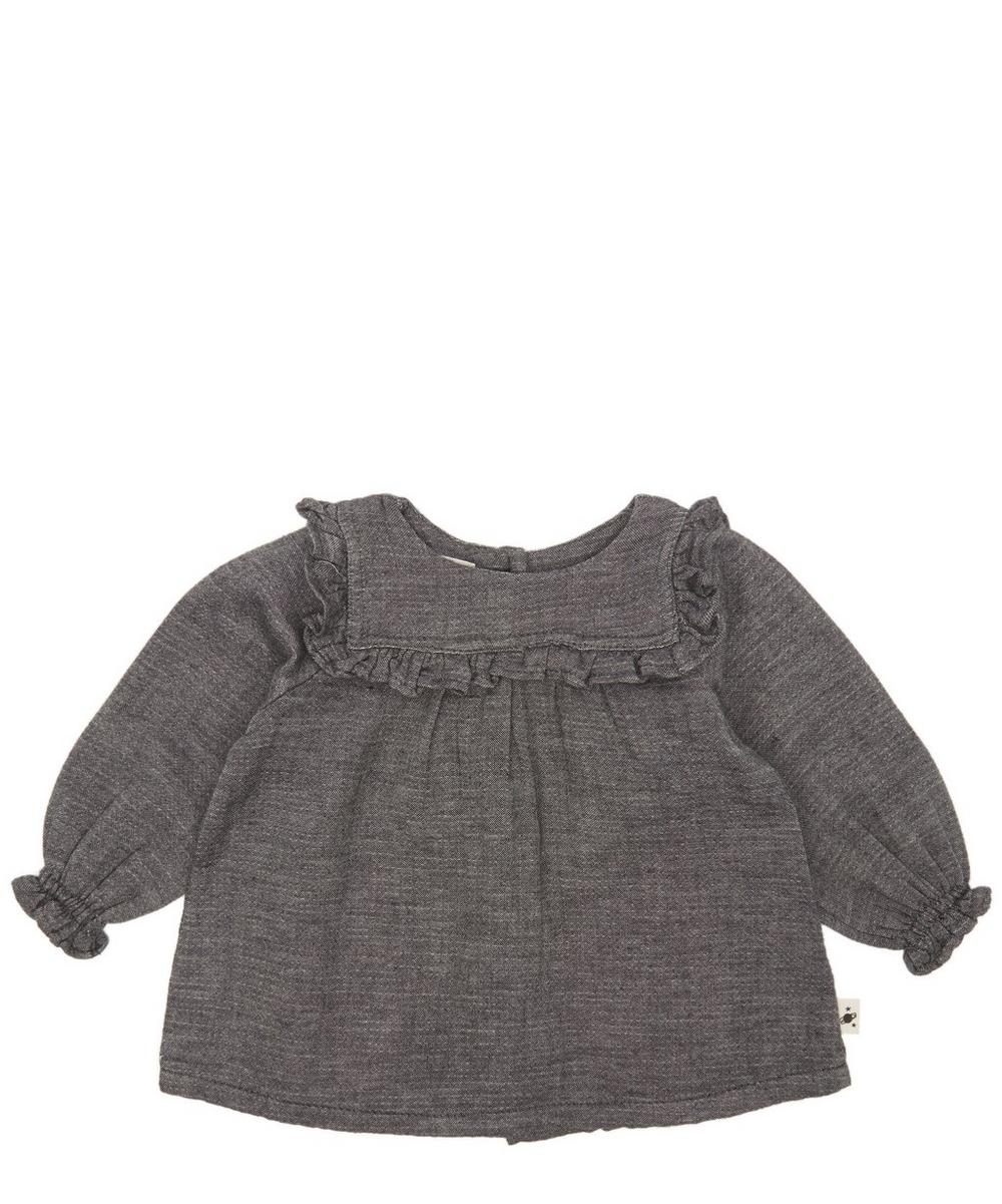 OXFORD BLOUSE 3 MONTHS-3 YEARS