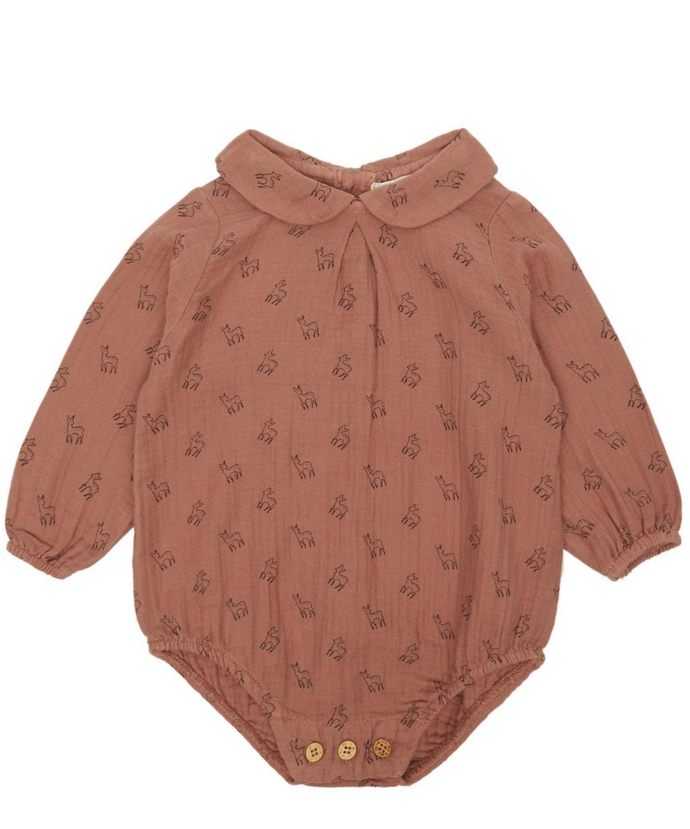 MY LITTLE COZMO BAMBI BLOUSE AND BODY 0 MONTHS-3 YEARS