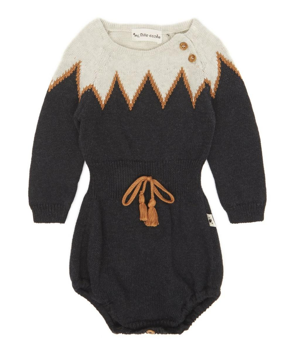 MILWAUKEE SHORT ROMPER 0-18 MONTHS
