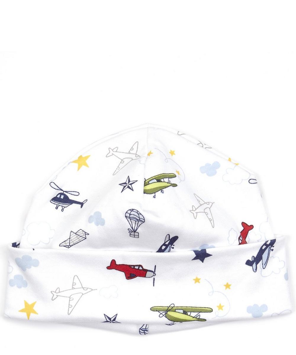 AVIATORS PRINT HAT