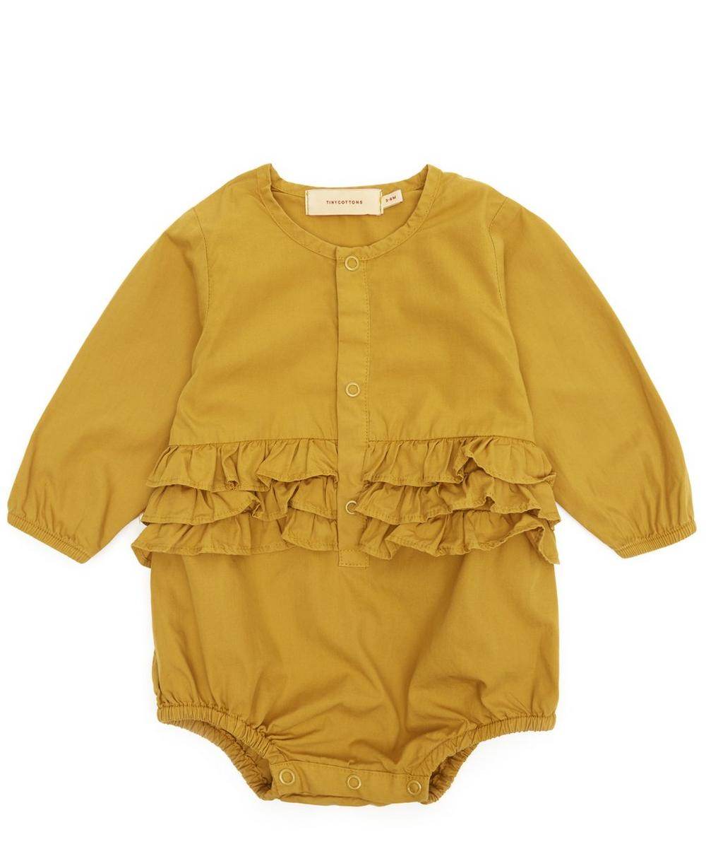 Solid Frills Body 0-18 Months