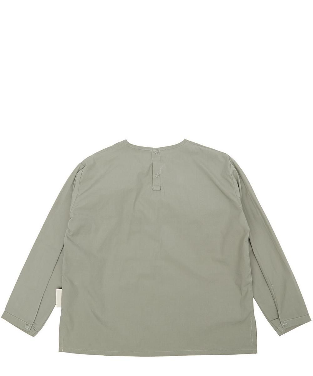 Frills Blouse 2-8 Years