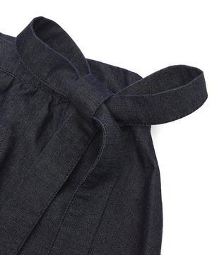 Denim Cross Skirt 2-8 Years