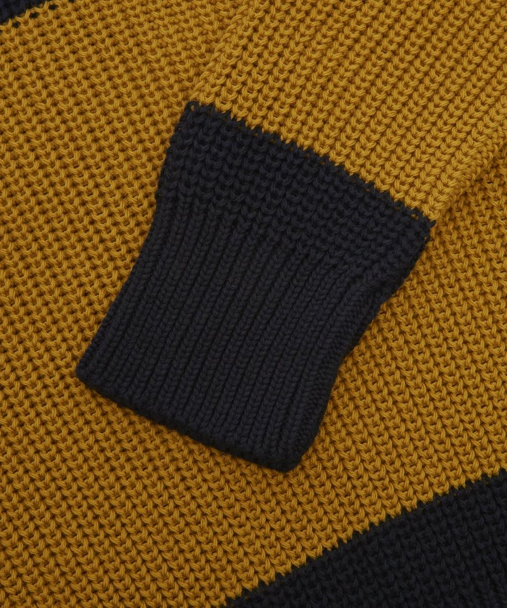 Colour Block Sweater 2-8 Years