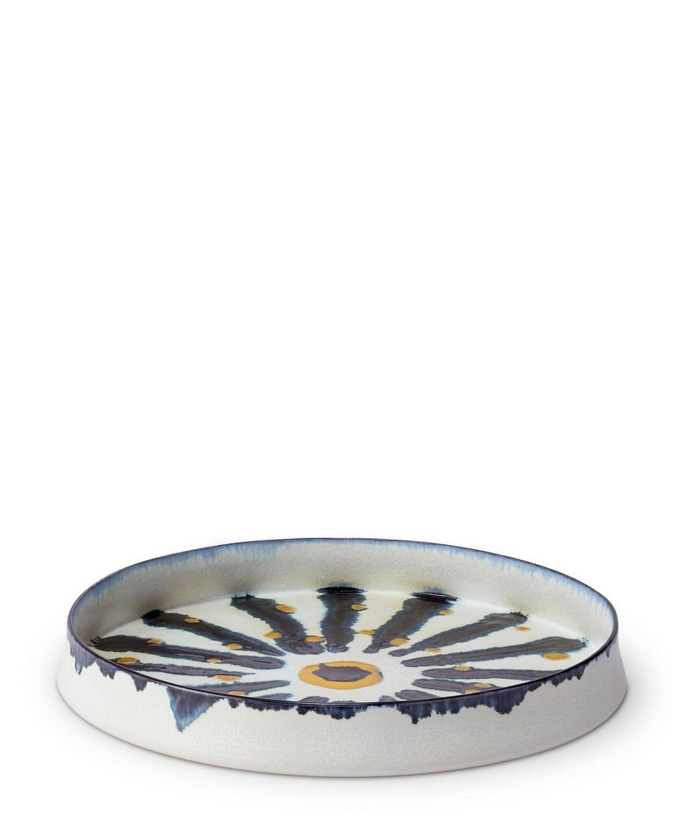 Round Medium Boh Platter