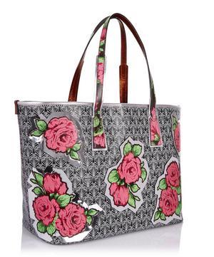 Richard Quinn Carline Iphis Marlborough Tote Bag