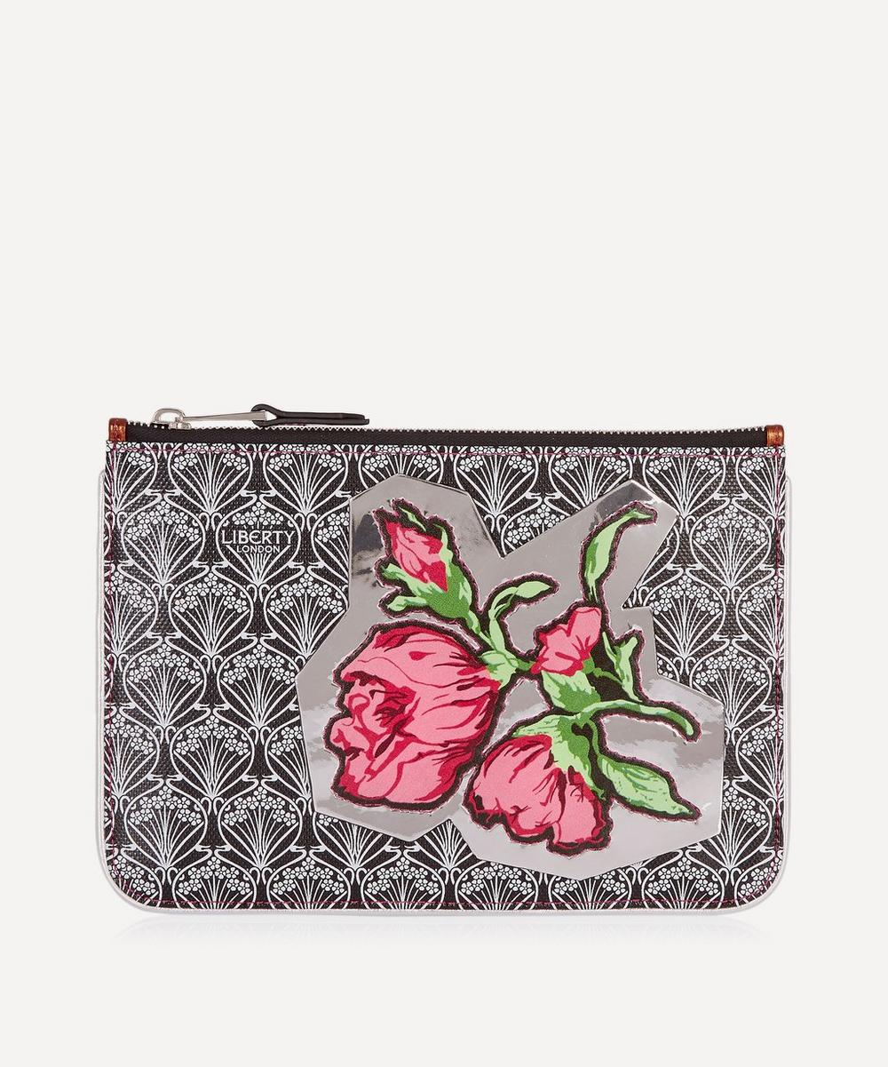 Richard Quinn Carline Iphis Medium Pouch
