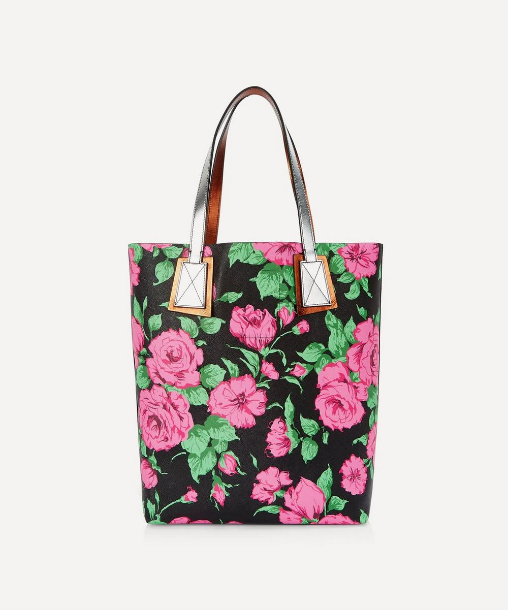 Richard Quinn Carline Merton Tote Bag