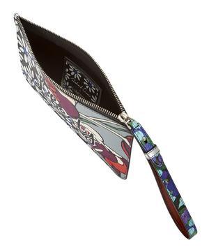 Richard Quinn Daisy Tulip Wristlet