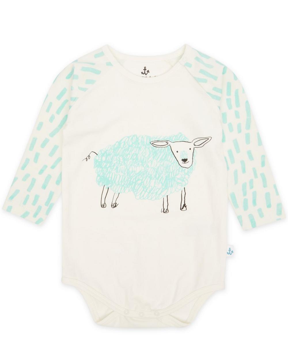 Ice Rain Sheep Body 0-24 Months