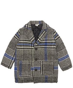 Winter Check Coat 2-8 Years