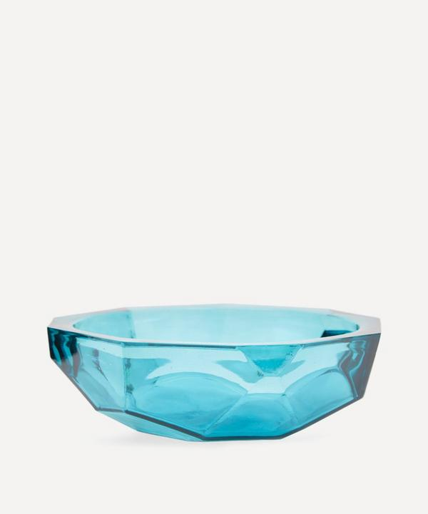 San Miguel Recycled Glass - Small Origami Bowl