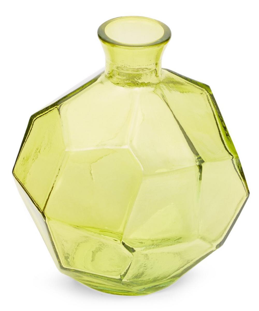 Short Origami Vase