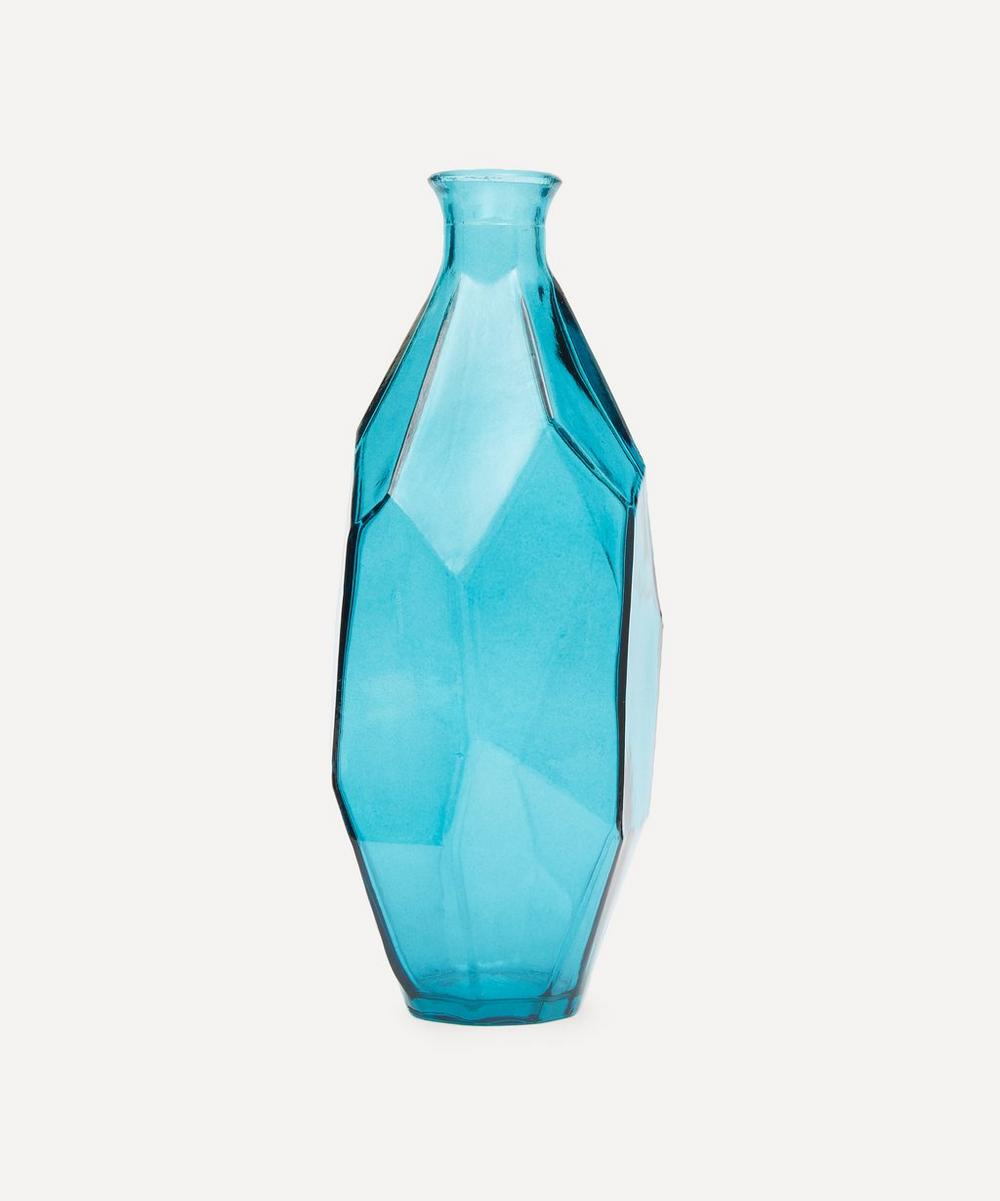 slim curved origami vase liberty london