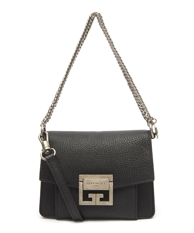 bceb3677f9 GV3 Goat Leather Cross-Body Bag
