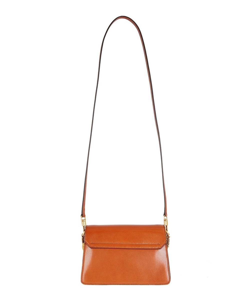 026e0ecccd GV3 Small Goat Leather Cross-Body Bag