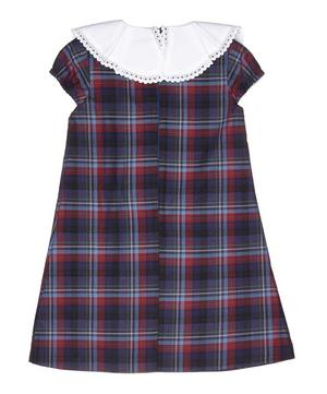 Magdalena Tartan Dress
