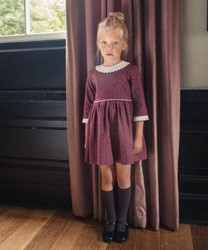 Guajira Spot Dress 2-8 Years