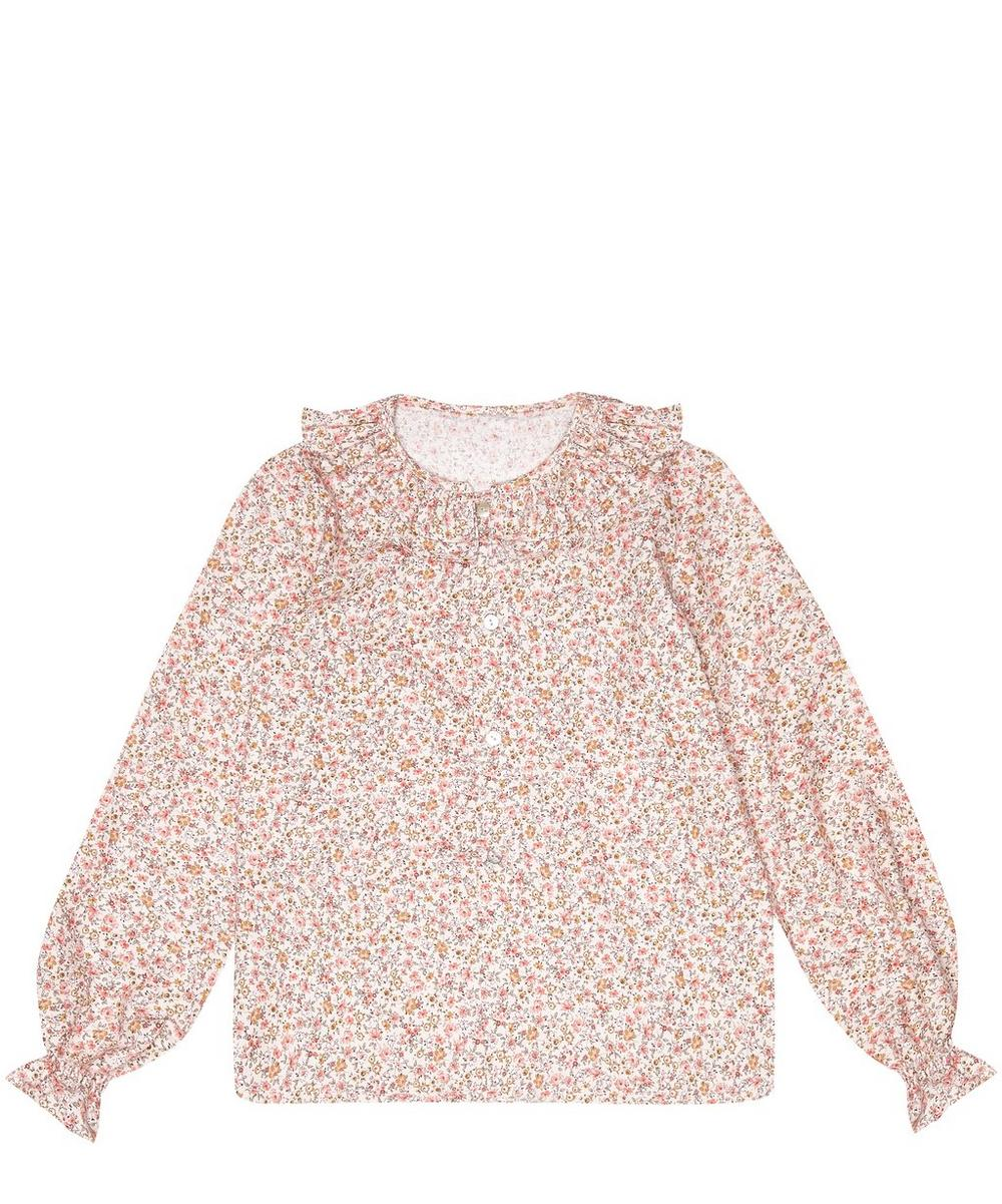 BOLIVA FLORAL SHIRT 2-8 YEARS