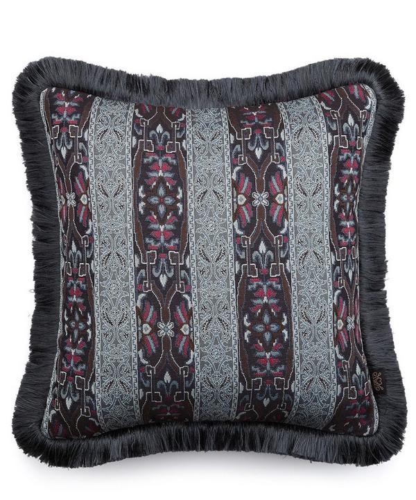 Medium Mamounia Fringed Cushion