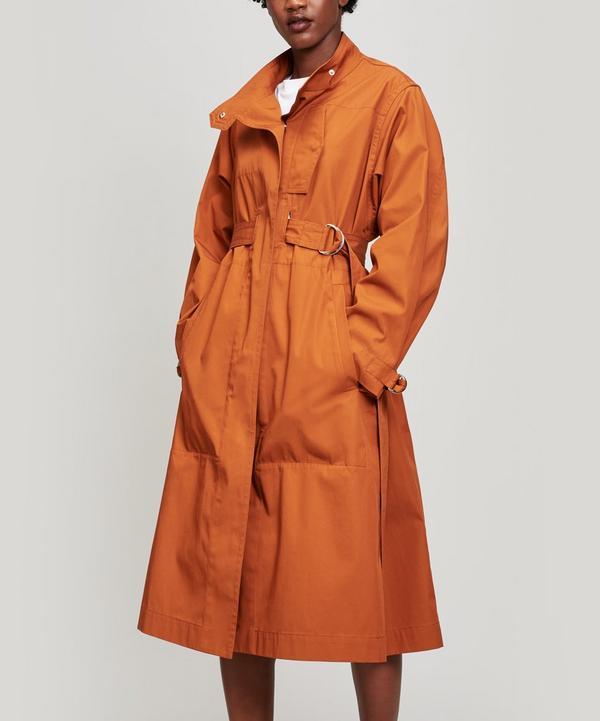 Jaci Trench Coat