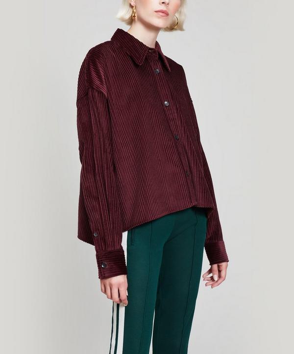 Hanao Corduroy Shirt