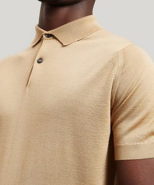 Payton Merino Wool Polo-Shirt