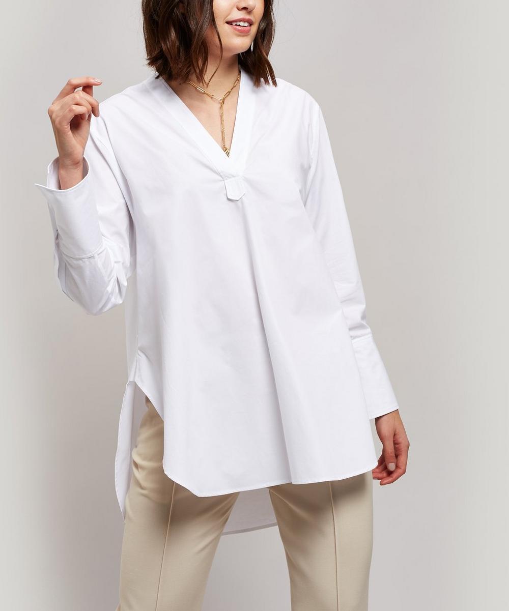 Eamon Oversized Cotton Shirt
