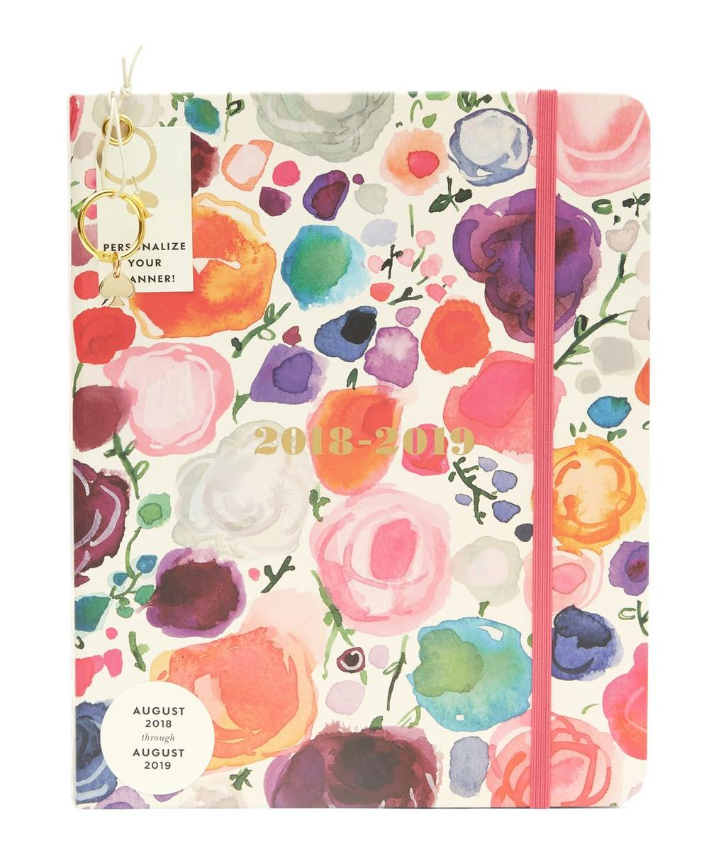 Kate Spade New York Floral Large 2018-2019 Planner