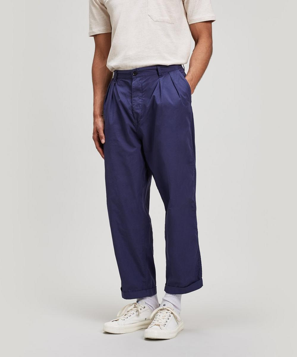 Albam PLEATED TROUSERS