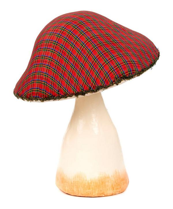 Festive Display Toadstool