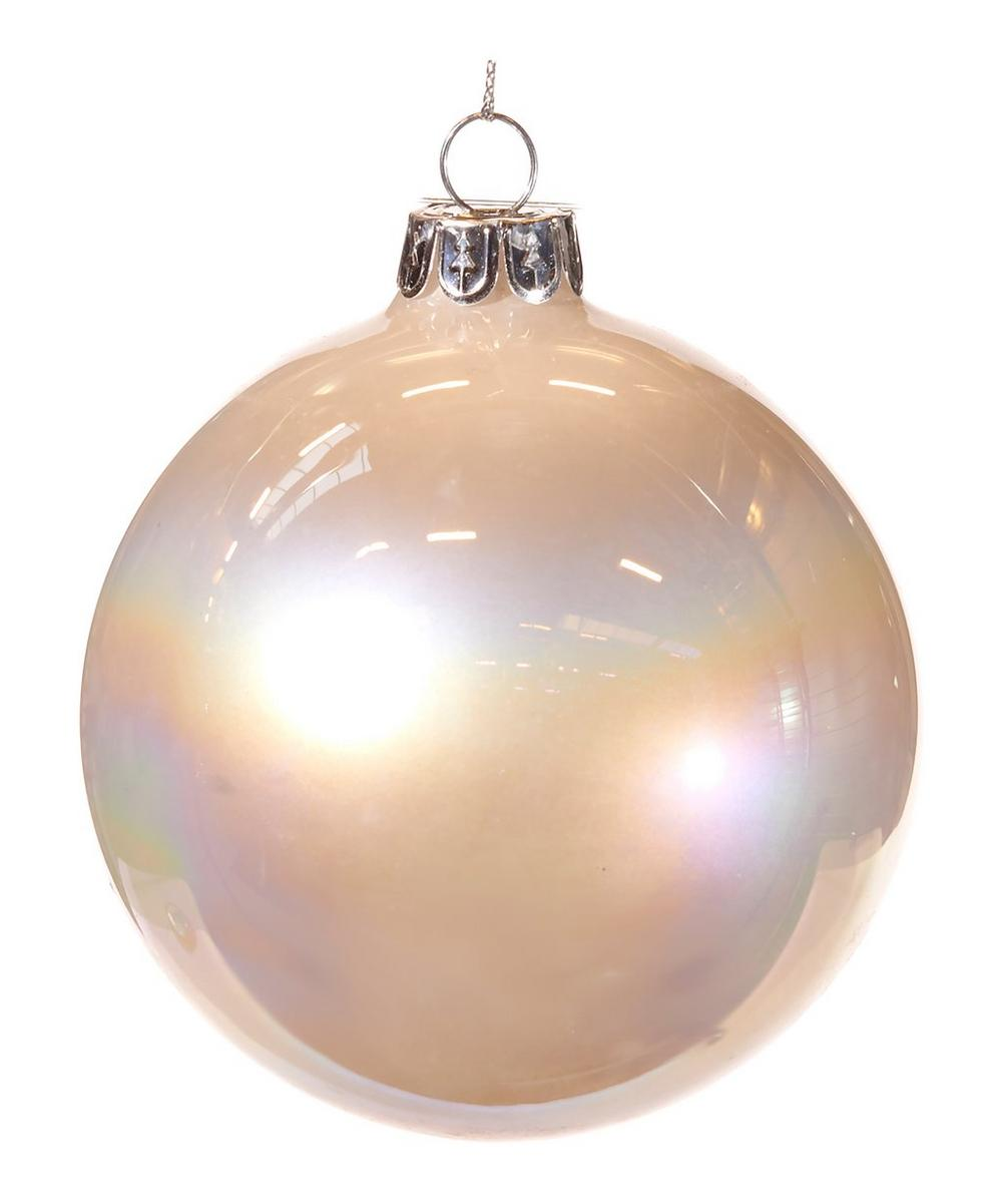 Glass Pearl Bauble