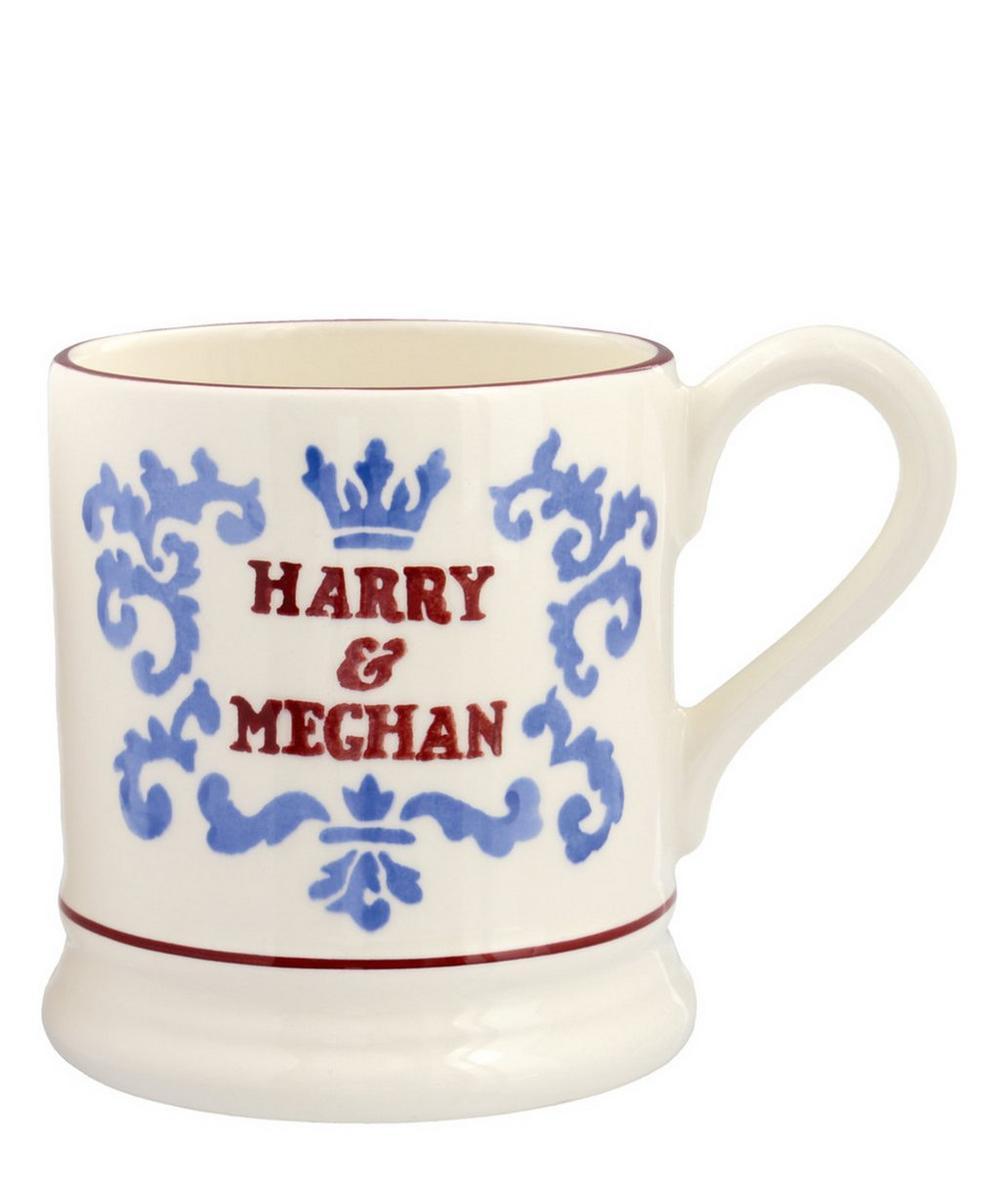 Harry and Meghan Half-Pint Sponge Mug